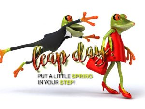 Put an Extra Spring in Your Step